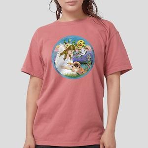 Angel Loving Sassy Womens Comfort Colors Shirt