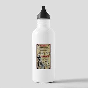 Shady Lady Saloon Water Bottle