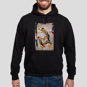 Streeet Art Hoodie (dark)