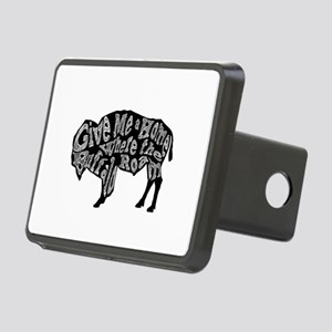 Give Me a Home Buffalo Roa Rectangular Hitch Cover