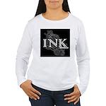 INKMUSIC.NET Women's Long Sleeve T-Shirt