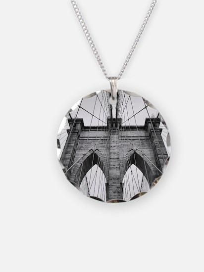 Brooklyn Bridge New York Cit Necklace