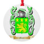 More Round Ornament