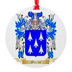 Moran Round Ornament