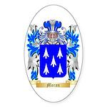 Moran Sticker (Oval)