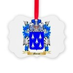 Moran Picture Ornament