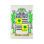 Morales Rectangle Magnet (100 pack)