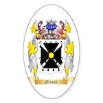 Moose Sticker (Oval 50 pk)