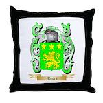 Moors Throw Pillow