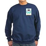 Moore England Sweatshirt (dark)