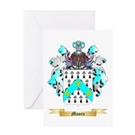 Moore England Greeting Card