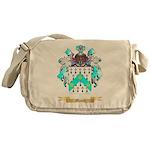 Moore England Messenger Bag