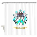 Moore England Shower Curtain