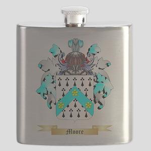 Moore England Flask