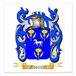 Moorcroft Square Car Magnet 3