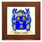 Moorcroft Framed Tile
