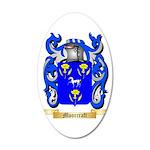 Moorcraft 35x21 Oval Wall Decal