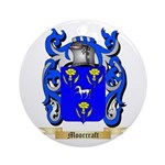 Moorcraft Round Ornament