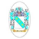 Moorby Sticker (Oval)