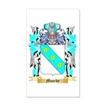 Moorby 20x12 Wall Decal