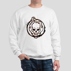 Ghost Rider Logo Sweatshirt