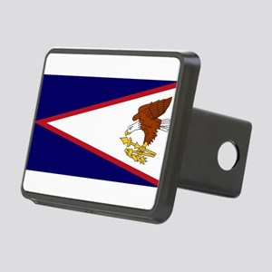 American Samoa Flag Hitch Cover