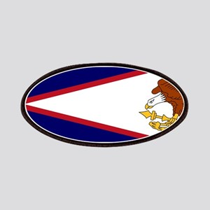 American Samoa Flag Patch