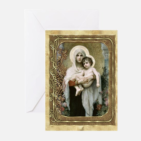 Cute Madonna Greeting Cards (Pk of 20)