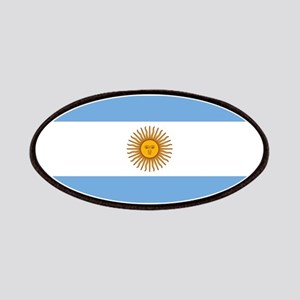 Argentina Flag Patch