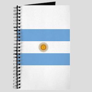 Argentina Flag Journal