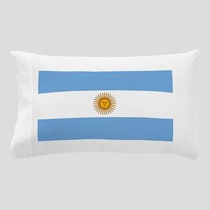 Argentina Flag Pillow Case