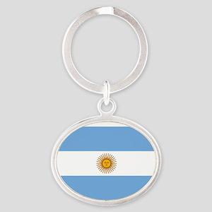 Argentina Flag Keychains