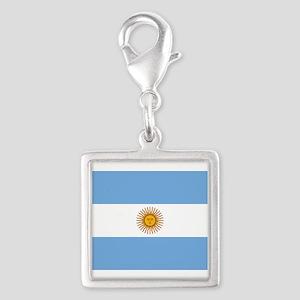 Argentina Flag Charms