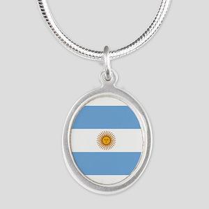 Argentina Flag Necklaces