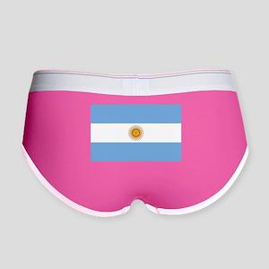 Argentina Flag Women's Boy Brief