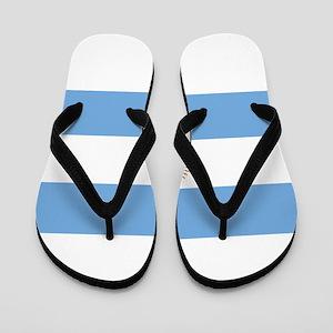Argentina Flag Flip Flops