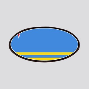 Aruba Flag Patch