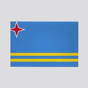 Aruba Flag Magnets