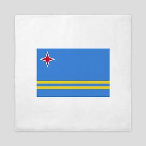 Aruba Flag Queen Duvet