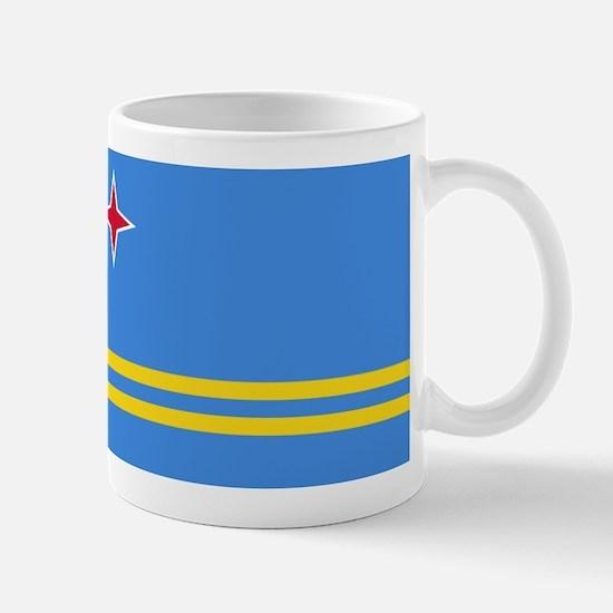 Aruba Flag Mugs
