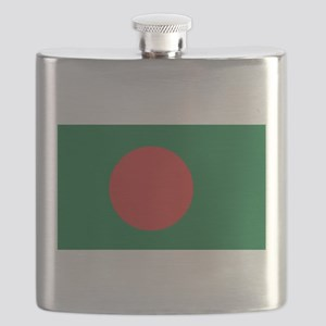 Bangladesh Flag Flask