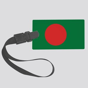 Bangladesh Flag Luggage Tag