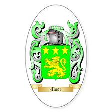 Moor Sticker (Oval)
