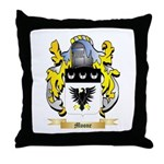 Moone Throw Pillow