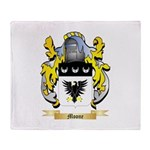 Moone Throw Blanket