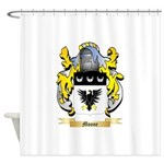 Moone Shower Curtain