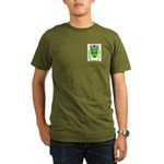 Moody Organic Men's T-Shirt (dark)