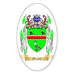 Moody Sticker (Oval)