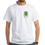 Moodie White T-Shirt