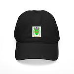 Moodie Black Cap